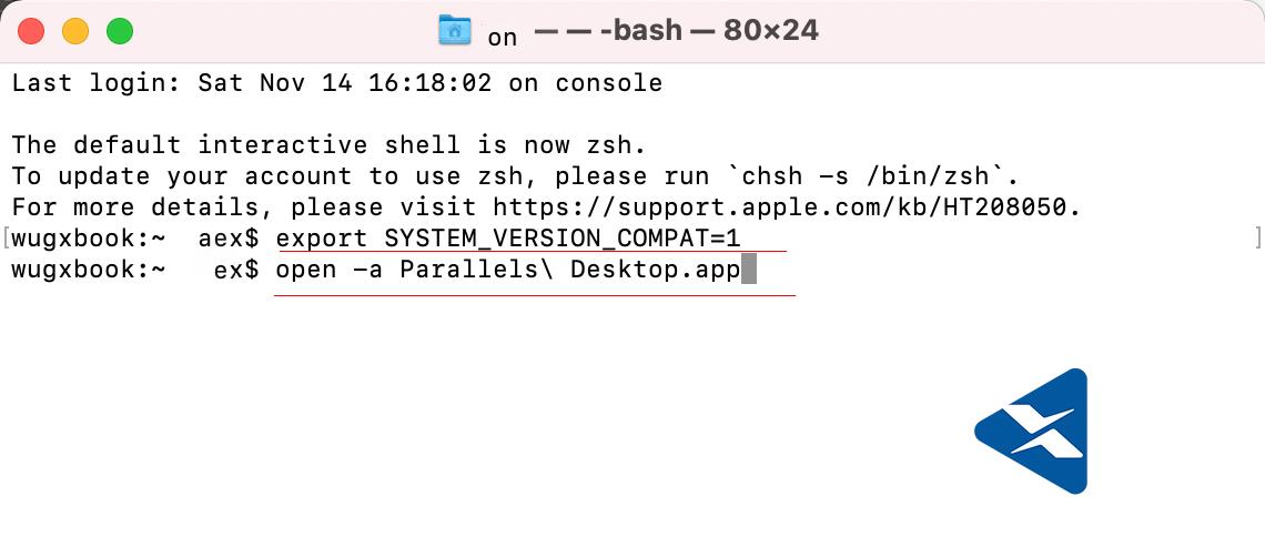 已解决 无法启动Parallels Desktop,因为您的 Mac操作系统缺少一些必要组件  教程 第3张